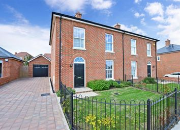 Thumbnail 3 bed semi-detached house for sale in Osprey Gardens, Whitfield, Dover, Kent