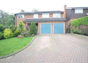Thumbnail 4 bed detached house for sale in Emmets Park, Binfield, Bracknell