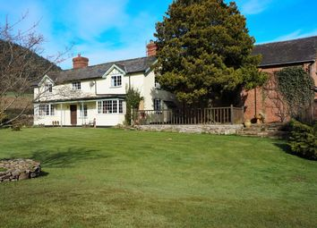Thumbnail 5 bed detached house for sale in Wigmore, Leominster