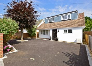 Thumbnail 4 bed detached bungalow for sale in Privett Road, Waterlooville, Hampshire
