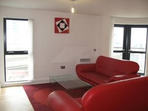 Thumbnail 1 bed flat to rent in Fresh Tower, 138 Chapel Street, Salford