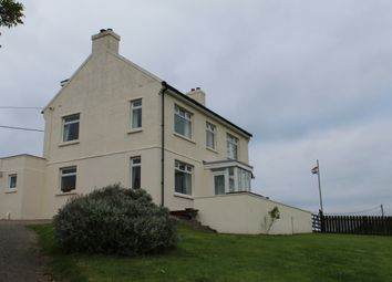 5 bed detached house for sale in Whitestrand House Lhergy Dhoo, Peel, Peel, Isle Of Man IM5