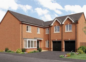 "Thumbnail 5 bed detached house for sale in ""Shakespeare"" at Jack Lane, Moulton, Northwich"