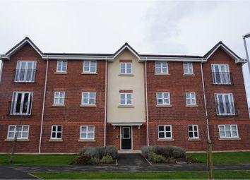 Thumbnail 2 bed flat for sale in Regency Square, Warrington