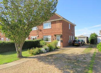 Thumbnail 3 bed semi-detached house for sale in Main Road, Holland Fen, Lincoln
