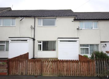Thumbnail 2 bed terraced house for sale in Stanks Gardens, Swarcliffe, Leeds