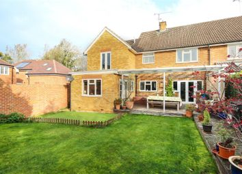 Thumbnail 4 bed semi-detached house for sale in Bridge Road, Weybridge, Surrey