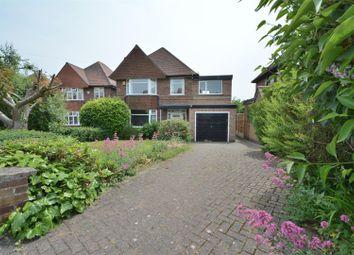 Thumbnail 4 bedroom detached house for sale in Parkside Avenue, Long Eaton, Nottingham