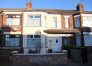 Thumbnail 3 bed terraced house for sale in Rustenburg Street, Hull, East Riding Of Yorkshire