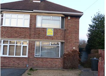 Thumbnail 3 bed semi-detached house for sale in Gloucester Road, Peterborough