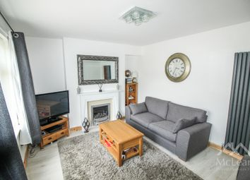 Thumbnail 2 bed terraced house for sale in Brinsley Close, Nottingham