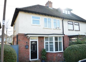 Thumbnail 3 bed semi-detached house for sale in Pitreavie Road, Cosham, Portsmouth
