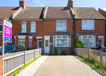 Thumbnail 3 bed terraced house for sale in Somerset Road, Folkestone