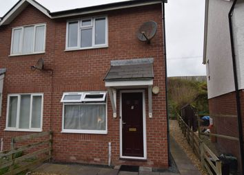 Thumbnail 2 bed semi-detached house to rent in 7 Pen Y Cei, Felin-Y-Mor Road, Aberystwyth