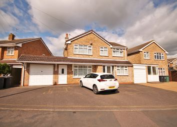 Thumbnail 4 bed link-detached house for sale in Malvern Avenue, Nuneaton