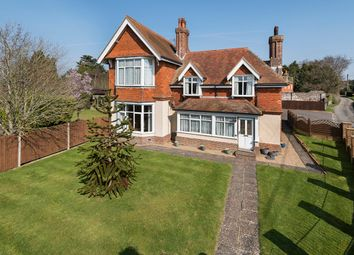 Thumbnail 5 bed detached house for sale in Hailsham Road, Stone Cross, Pevensey