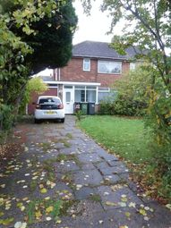 Thumbnail 3 bedroom semi-detached house to rent in Longdon Avenue, Wolverhampton