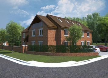 2 bed flat for sale in Flat 6, The Penthouse, Whitmores Close, Epsom KT18