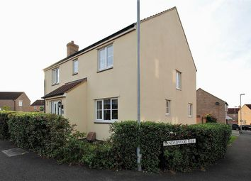 Thumbnail 4 bed detached house for sale in Sandalwood Ride, Bridgwater