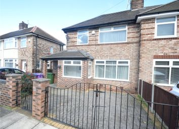 Thumbnail 3 bed semi-detached house for sale in Francis Way, Childwall, Liverpool