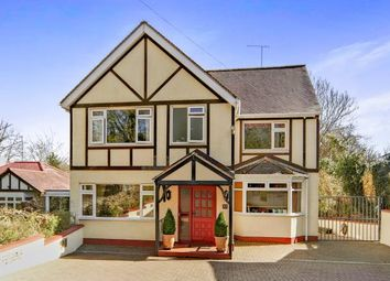 Thumbnail 4 bed detached house for sale in Kingswood Way, Selsdon, South Croydon
