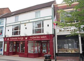 Thumbnail Retail premises for sale in 72-74 Carolgate, Retford, Nottinghamshire