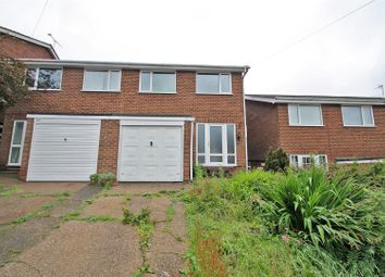 Thumbnail 3 bed semi-detached house for sale in Marshall Hill Drive, Mapperley, Nottingham