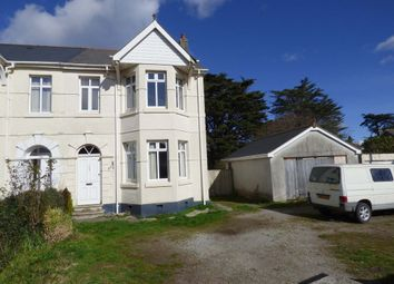 Thumbnail 3 bed semi-detached house for sale in Pomphlett Road, Plymstock, Plymouth