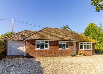 Thumbnail 4 bed bungalow for sale in Downs Road, Winchester