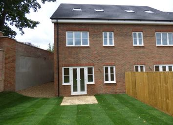 Thumbnail 4 bed semi-detached house to rent in Russell Street, Luton