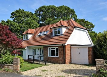 Thumbnail 4 bed detached house for sale in Long Lane Close, Holbury, Southampton