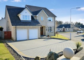 Thumbnail 5 bed detached house for sale in Balgeddie Grove, Balgeddie, Glenrothes