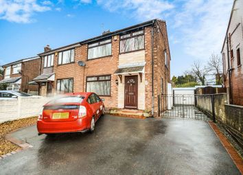Thumbnail 3 bed semi-detached house for sale in 83 Walkden Avenue, Wigan