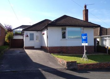 Thumbnail 2 bed bungalow for sale in Park Crescent, Carmel, Holywell, Flintshire