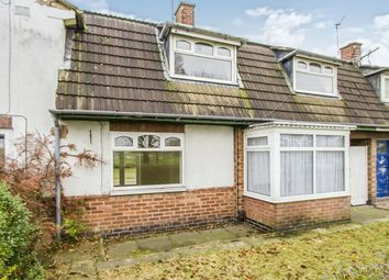 Thumbnail 3 bedroom terraced house for sale in Sturdee Road, Leicester