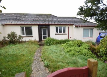Thumbnail 3 bed semi-detached bungalow for sale in Warren Close, Torrington
