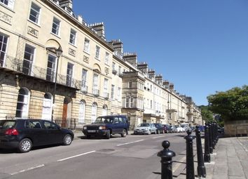 Thumbnail 2 bed flat to rent in Marlborough Buildings, Bath