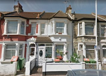 Thumbnail 3 bed terraced house for sale in Thackeray Road, East Ham, London