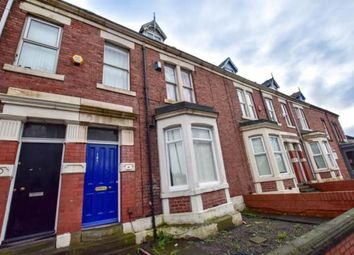 Thumbnail 6 bed terraced house for sale in Sandyford Road, Sandyford, Newcastle