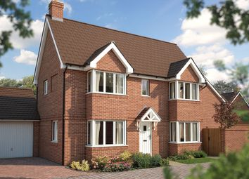 "Thumbnail 3 bedroom detached house for sale in ""The Sheringham"" at Bridge Road, Bursledon, Southampton"