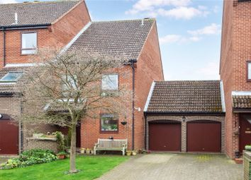 Thumbnail 3 bed end terrace house for sale in Temple Mill Island, Marlow, Buckinghamshire