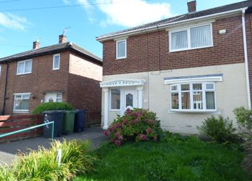 Thumbnail 3 bed semi-detached house for sale in Grosvenor Crescent, Hebburn