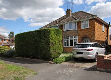 Thumbnail 3 bed semi-detached house for sale in Castle Road, Studley, Warwickshire
