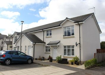 Thumbnail 2 bed flat for sale in Clement Loan, Dunblane