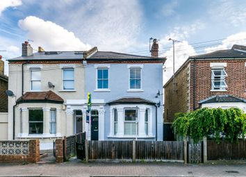 Thumbnail 3 bed flat for sale in Byrne Road, Balham