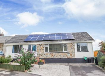 Thumbnail 3 bed detached bungalow for sale in Edgecombe Way, St Ann`S Chapel