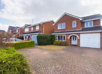Miranda Drive, Heathcote, Warwick CV34. 4 bed detached house for sale