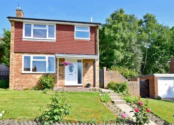 Thumbnail 3 bedroom detached house for sale in Hillrise, Crowborough, East Sussex