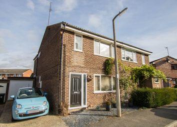 Thumbnail 4 bed semi-detached house for sale in Ross Close, Saffron Walden