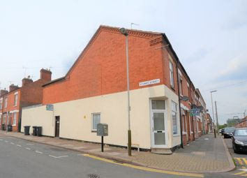Thumbnail 2 bed flat for sale in Western Road, West End, Leicester, Leicestershire